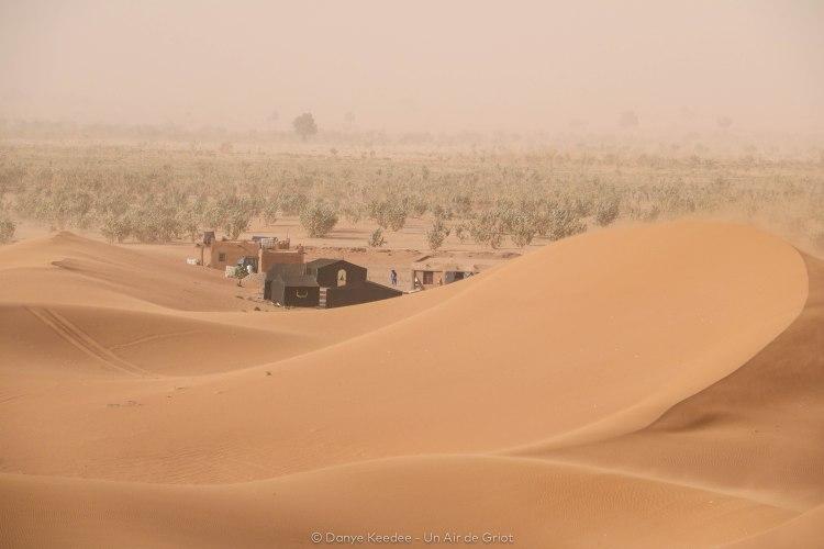désert sahara maroc