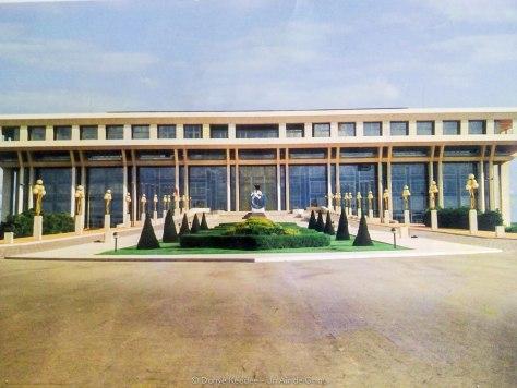 Fondation Félix Houphouet Boigny, Yamoussoukro, Côte d'Ivoire