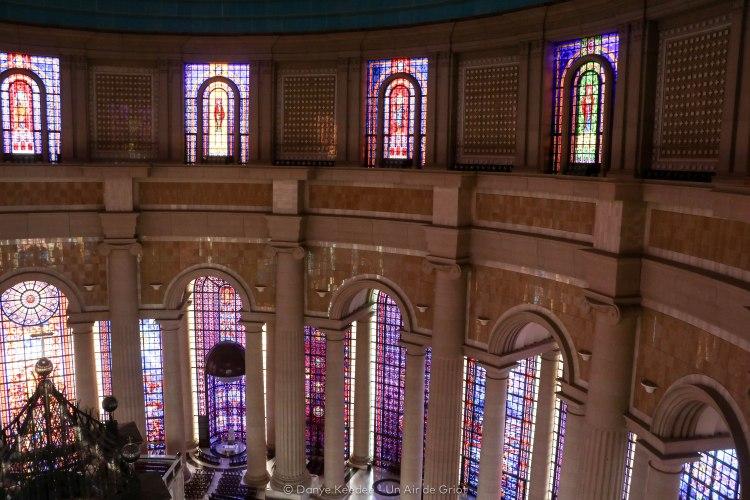 Basilique Notre Dame de la Paix, Yamoussoukro, Côte d'Ivoire