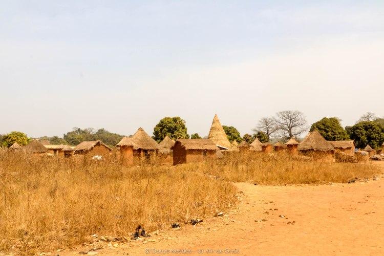 Village de Niofoin, Côte d'Ivoire
